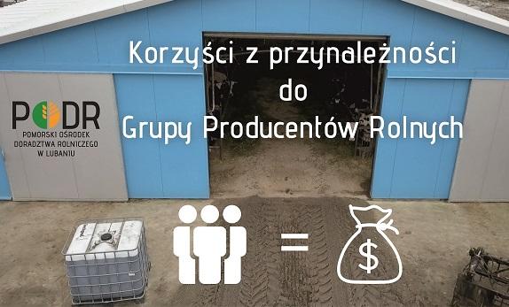 Grupy producentów